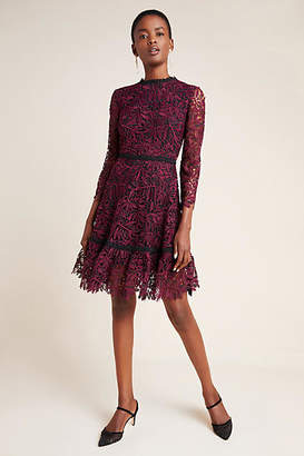 Shoshanna Layla Lace Mini Dress
