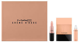 M·A·C M.A.C Snow Ball Shadescents Crème D'Nude Two-Piece Kit