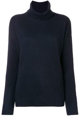 Hemisphere cashmere turtleneck sweater