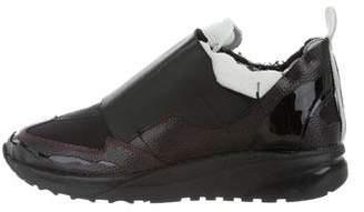 Maison Margiela Neoprene Slip-On Sneakers w/ Tags