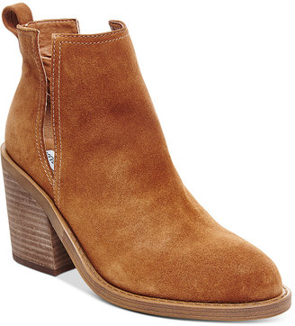 Steve Madden Women's Sharini Cut-Out Booties $109 thestylecure.com