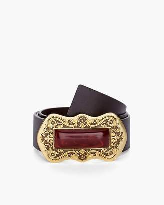 Chico's Chicos Heritage Buckle Belt
