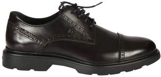 Hogan Route Lace Up Shoes