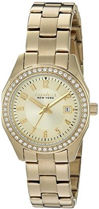 Bulova Women's Quartz and Stainless-Steel Casual Watch, Color:Gold-Toned (Model: 44M108) $65.46 thestylecure.com