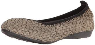 Bernie Mev. Women's Curlies Plain Flat