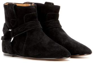 Etoile Isabel Marant Raelyn suede ankle boots
