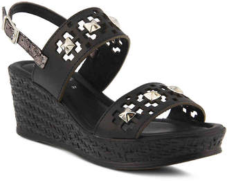 Spring Step Malhun Wedge Sandal - Women's