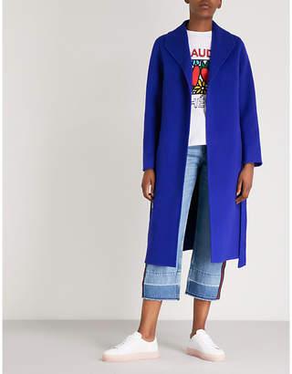 Claudie Pierlot Gracieux wool coat