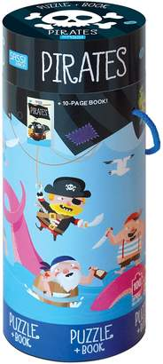 SASSI Pirates Book and Puzzle