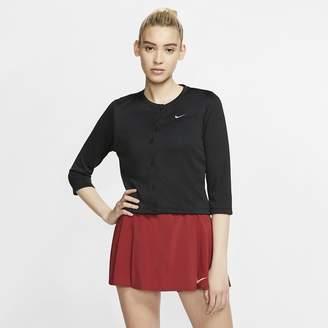 Nike Women's Tennis Cardigan NikeCourt