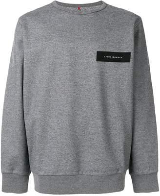 Oamc long-sleeve sweatshirt
