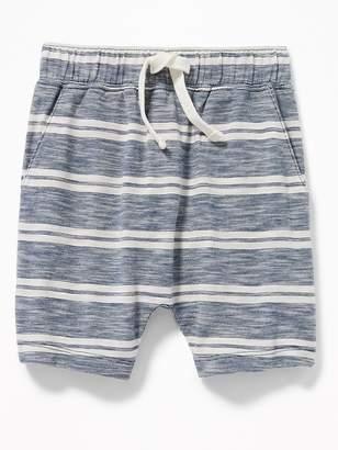 Old Navy Striped Slub-Knit Pull-On Shorts for Toddler Boys