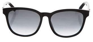 Gucci Gradient Square Sunglasses w/ Tags