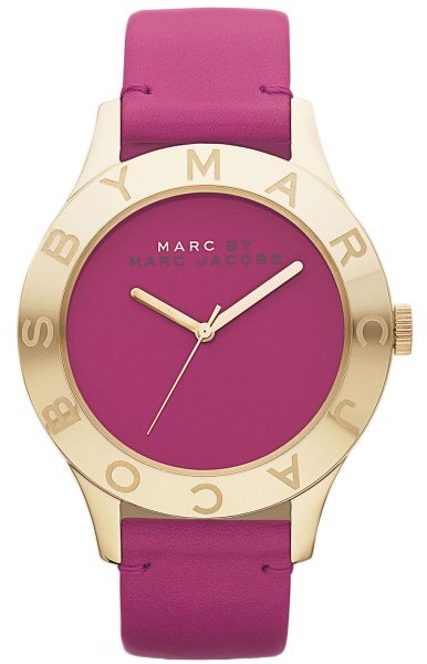 Marc By Marc JacobsMarc by Marc Jacobs MBM1203 Gold Tone Stainless Steel 40mm Womens Watch