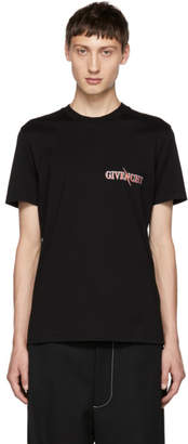 Givenchy Black Scorpion Logo T-Shirt