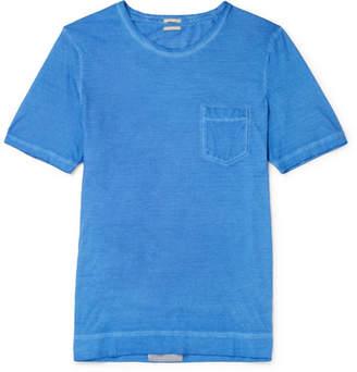 Massimo Alba Panarea Garment-Dyed Cotton-Jersey T-Shirt