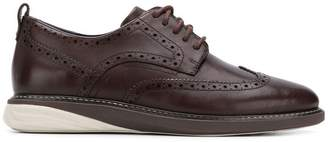 Cole Haan derby shoes