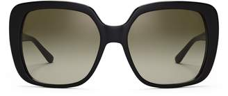Tory Burch Oversized Rectangle Sunglasses