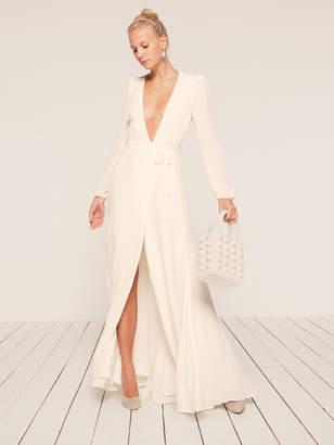 Reformation Milan Dress