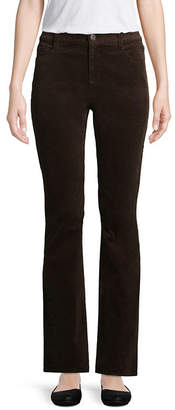 ST. JOHN'S BAY Classic Fit Corduroy Pants
