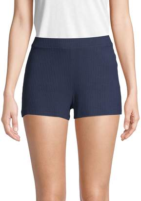 Cosabella Stretch Ribbed Shorts