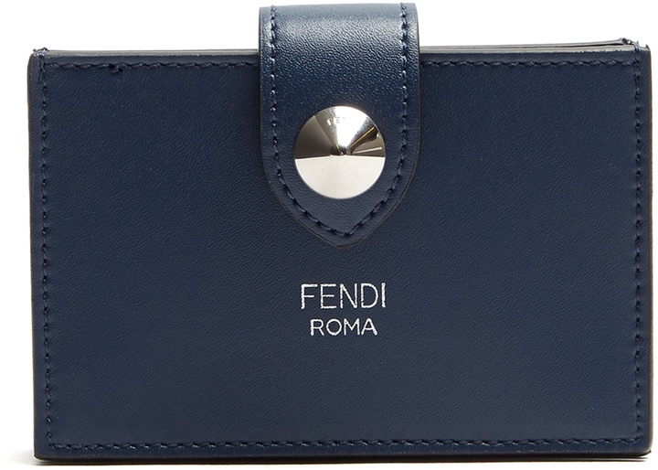 FendiFENDI By The Way leather cardholder
