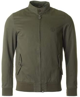 Pretty Green Newton Jacket Colour: NAVY, Size: SMALL