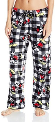 Disney Women's Mickey Mouse Pant $24.99 thestylecure.com