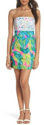 Lilly Pulitzer R) Brynn Strapless Dress