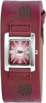 Excellanc Women's Watches 192127100023 Polyurethane Leather Strap