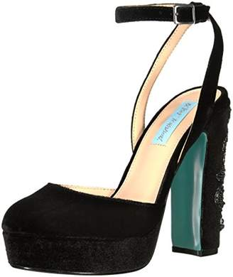 Betsey Johnson Blue by Women's Sb-Alana Platform Pump