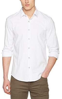 Cross Men's 35085 Casual Shirt, (White)