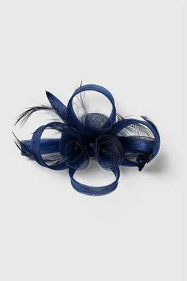 Wallis Navy Clip Fascinator
