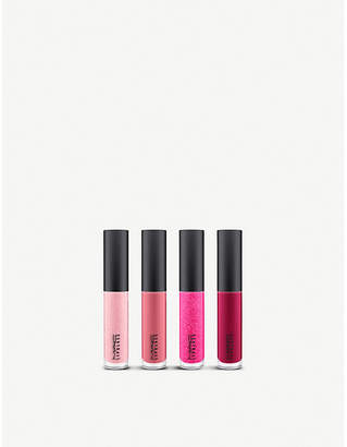 M·A·C Mac Shiny Pretty Things Party Favours Mini Lip Glosses 2.9 g x 4