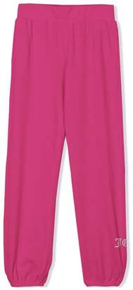 Juicy Couture Swarovski Personalisable Velour Track Pant