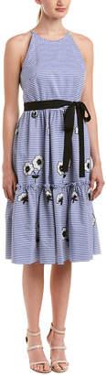 Eliza J Midi Dress