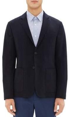 Theory Clinton Slim Blazer Jacket