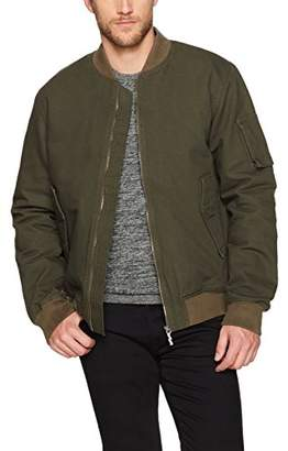 Nudie Jeans Men's Alexander Canvas Bomber