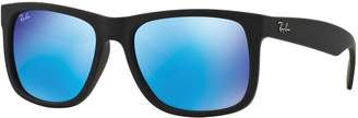 Ray-Ban Justin 54mm Rectangle Sunglasses