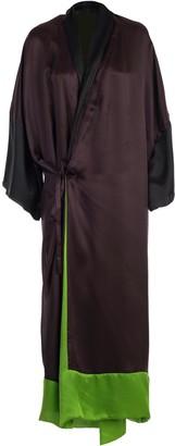 Haider Ackermann Self-tie Coat