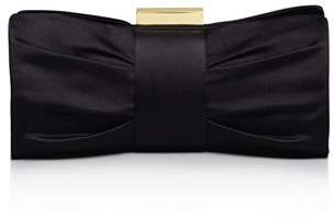 Sondra Roberts Clutch - Pleat Bow