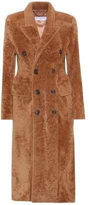 Balenciaga Shearling coat