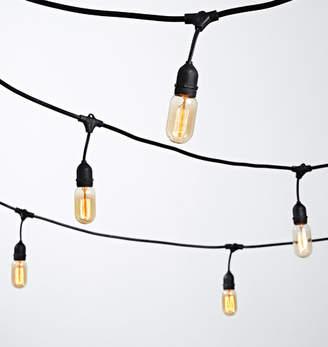 Rejuvenation 24 Tungston Filament Bulb String Lights