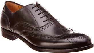 Antonio Maurizi Brogue Leather Oxford