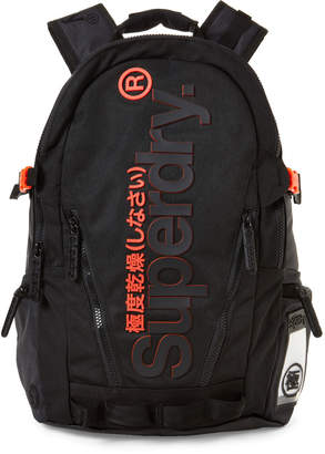 Superdry Two-Tone Tarp Backpack