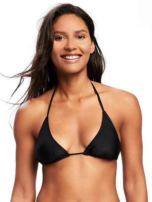 Old Navy Triangle String-Bikini Top for Women