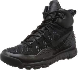 Nike Men's Lupinek Flyknit Anthracite Boot 10.5 Men US