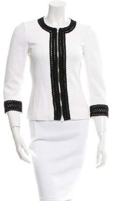 Andrew Gn Embroidered Jacket
