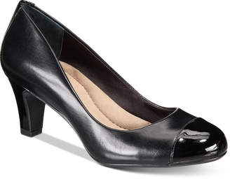 Giani Bernini Riylaa Memory Foam Pumps, Women Shoes