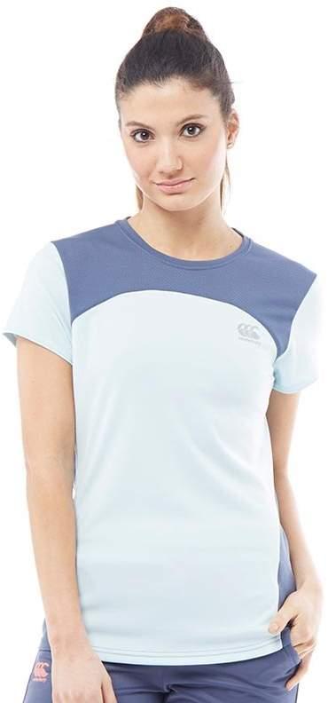 Damen Vapodri T-Shirt Blau